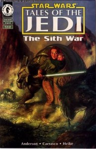 0004 2293 194x300 Star Wars  Tales Of The Jedi  The Sith War [Dark Horse] Mini 1
