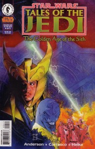 0004 2295 191x300 Star Wars  Tales Of The Jedi  The Golden Age of the Sith [Dark Horse] Mini 1