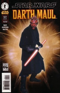 0004 2333 196x300 Star Wars  Darth Maul [Dark Horse] Mini 1