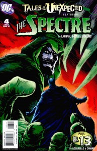 0004 2438 193x300 Tales Of The Unexpected  Featuring The Spectre [DC] Mini 1