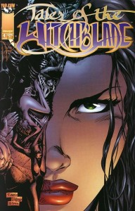 0004 2451 192x300 Tales Of The Witchblade [Image Top Cow] V1