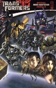 0004 2540 192x300 Transformers: Official Movie Adaptation
