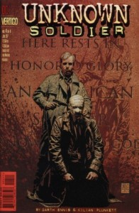 0004 2591 196x300 Unknown Soldier [DC Vertigo] Mini 1