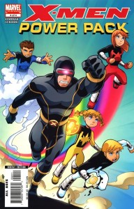0004 2816 192x300 X Men  And Power Pack [Marvel] OS1