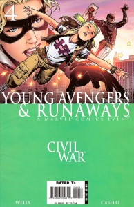 0004 2874 194x300 Young Avengers  Runaways  Civil War [Marvel] OS1