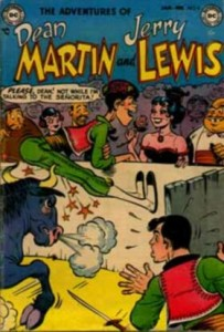 0004 34 203x300 Adventures Of Dean Martin and Jerry Lewis [DC] V1