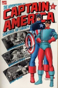 0004 35 199x300 Adventures Of Captain America  Sentinal Of Liberty [Marvel] Mini 1