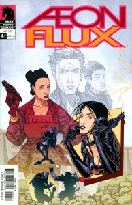 0004 41 194x300 Aeon Flux [Dark Horse] Mini 1