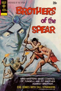 0004 410 202x300 Brothers Of The Spear [Gold Key] V1