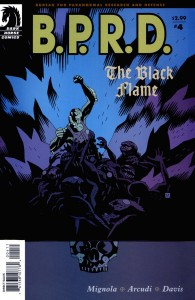 0004 412 195x300 Bprd  The Black Flame [Dark Horse] Mini 1