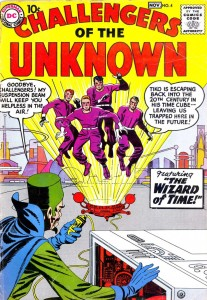 0004 432 207x300 Challengers Of The Unknown [DC] V1