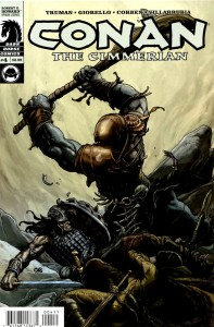 0004 540 197x300 Conan  The Cimmerian [Dark Horse] V1