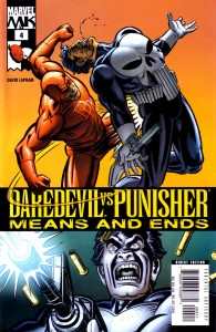 0004 647 195x300 Daredevil  Vs Punisher  Means And Ends [Marvel Knights] Mini 1