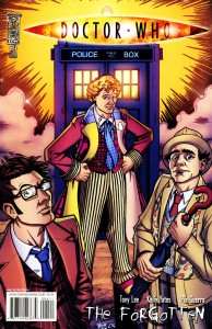 0004 722 194x300 Doctor Who: The Forgotten