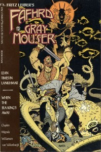 0004 818 199x300 Fafhrd and the Grey Mouser [UNKNOWN] Mini 1