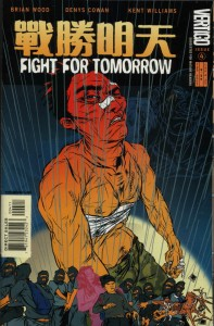 0004 894 197x300 Fight For Tomorrow [DC Vertigo] V1