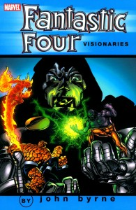 0004 907 195x300 Fantastic Four  Visionaries [Marvel] V1