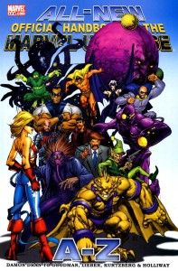 0004 98 197x300 All New Official Handbook Of The Marvel Universe [Marvel] OS1