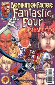 0004.7 196x300 Domination Factor  Fantastic Four [Marvel] Mini 1