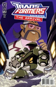 0004a 158 194x300 Transformers: Animated: The Arrival