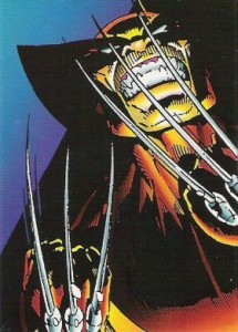 0004a 178 215x300 Wolverine  From Then Til Now II 1992 [Marvel  Comic Images] Card Set