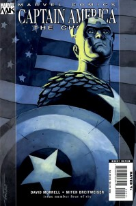 0004a 30 199x300 Captain America  The Chosen [Marvel] Mini 1