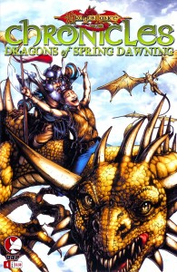 0004a 45 195x300 Dragonlance Chronicles  Dragons Of Spring Dawning [DDP] Mini 1