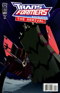 0004b 157 194x300 Transformers: Animated: The Arrival