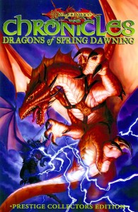0004b 41 195x300 Dragonlance Chronicles  Dragons Of Spring Dawning [DDP] Mini 1