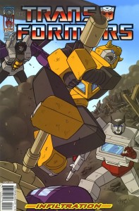 0004f 4 197x300 Transformers: Infiltration