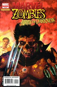 0005 1107 199x300 Marvel Zombies  Vs Army Of Darkness Mini 1