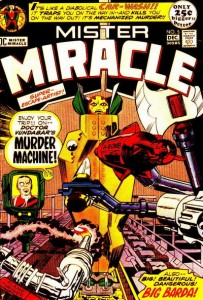 0005 1153 203x300 Mister Miracle [DC] V1