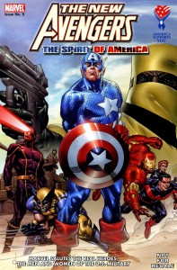 0005 1192 197x300 New Avengers  America Supports You [Marvel] V1
