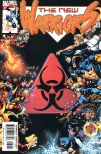 0005 1209 197x300 New Warriors [Marvel] V2