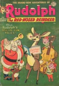 0005 1416 204x300 Rudolph   The Red Nosed Reindeer [DC] V1