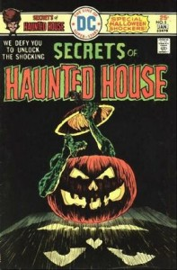 0005 1492 197x300 Secrets Of The Haunted House [DC] V1