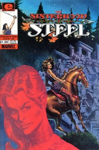 0005 1515 197x300 Sisterhood Of Steel, The [Marvel Epic] V1