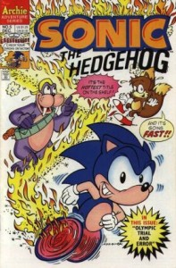 0005 1545 197x300 Sonic  The Hedgehog [Archie Adventure] V1