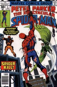 0005 1599 198x300 Spectacular Spider Man [Marvel] V1