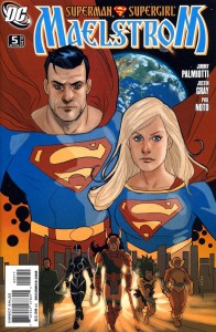 0005 1716 196x300 Superman  Supergirl  Maelstrom [DC] Mini 1