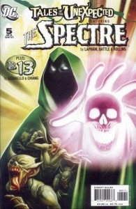 0005 1721 195x300 Tales Of The Unexpected  Featuring The Spectre [DC] Mini 1
