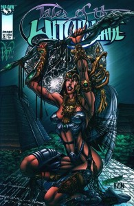 0005 1730 195x300 Tales Of The Witchblade [Image Top Cow] V1