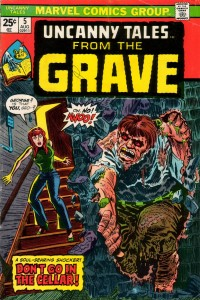 0005 1849 200x300 Uncanny Tales From The Grave [Marvel] V1