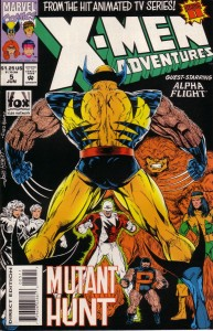 0005 1990 193x300 X Men  Adventures [Marvel] V2