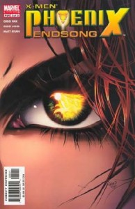 0005 1998 194x300 X Men  Phoenix  Endsong [Marvel] Mini 1