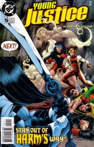 0005 2033 192x300 Young Justice [DC] V1