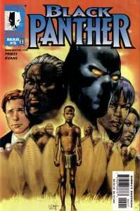 0005 230 199x300 Black Panther [Marvel] V2