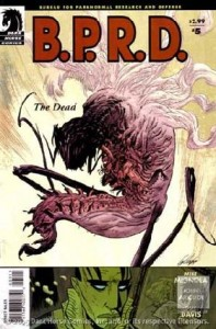 0005 251 197x300 Bprd  The Dead [Dark Horse] Mini 1