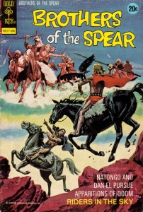 0005 278 202x300 Brothers Of The Spear [Gold Key] V1