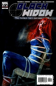 0005 279 196x300 Black Widow  The Things They Say About Her [Marvel] Mini 1